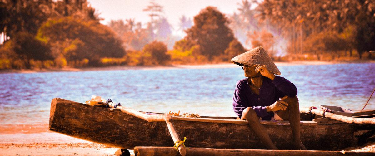 Lombok Gili Kedis