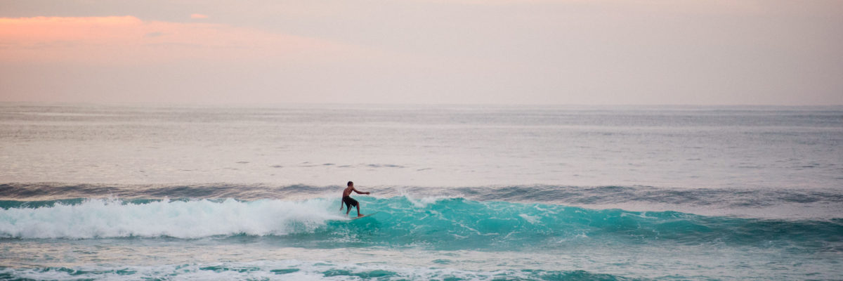 Nihi Sumba - surfing